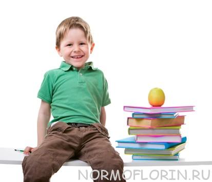 Диета для детей при дисбактериозе