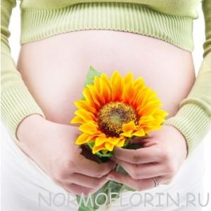 микрофлора беременных