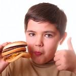 ожирением у детей