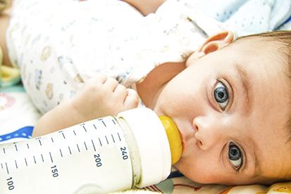 Микрофлора детей при искусственном вскармливании