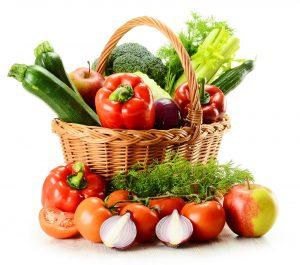 нормы овощей и фруктов