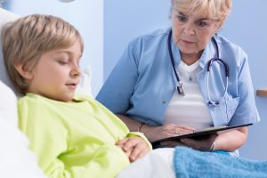Нормофлорины в комплексном лечении детей с заболеваниями желудочно-кишечного тракта