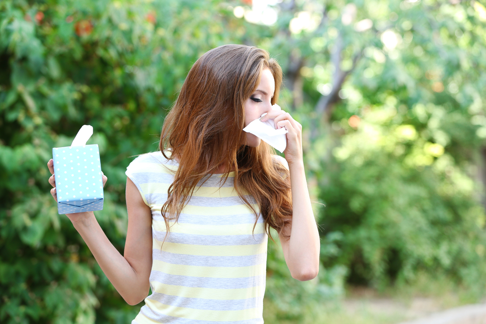 аллергия, атопический дерматит